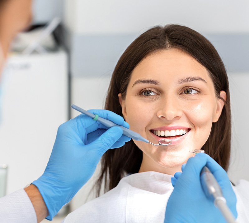 dental cleanings and checkups in mill bay
